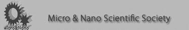 The logo of Micro & Nano Scientific Society